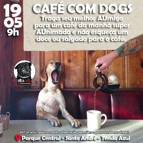 CAFE COM DOGS